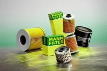 Filtr hydraulický MANN WD 724/4